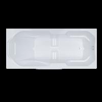 Купить Акриловая ванна Triton Диана 170*75 по цене 17 920 руб. в Екатеринбурге.